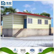 Economic and easy to install modular house Villa/Prefabricated villa
