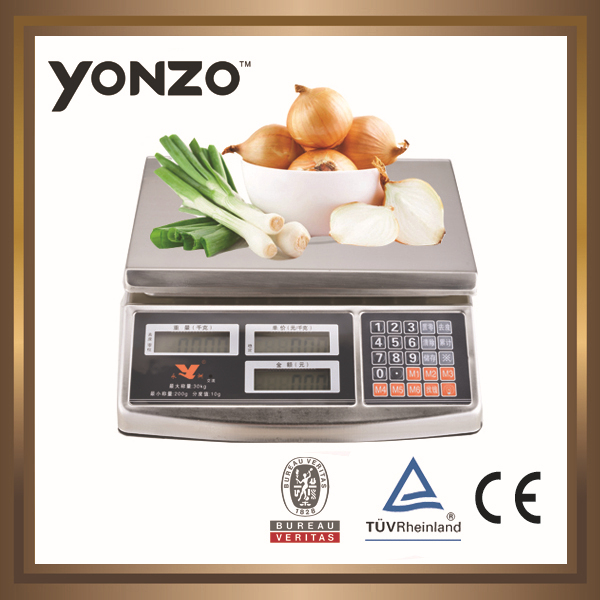 YZ-928 New product health rating scale