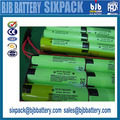 3.7v us18650 2250mah rechargeable 18650 8s4p 30v li-ion battery pack
