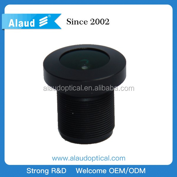 2.5mm 3mp m12 cctv board lens for cctv camera