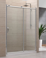 XA120 tempered glass cheap enclosed simple complete shower room/shower room price