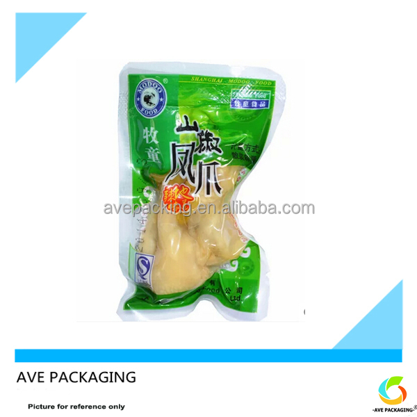 Plastic Bag Food Vacuum Sealer