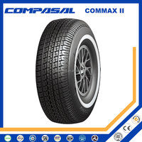 COMMAX II white side wall WSW tyre P235/75R15 105S