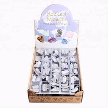 Yase raw material natural stone quartz <strong>point</strong> with promotion gift display box natural rough crystal quartz clear quartz <strong>point</strong>