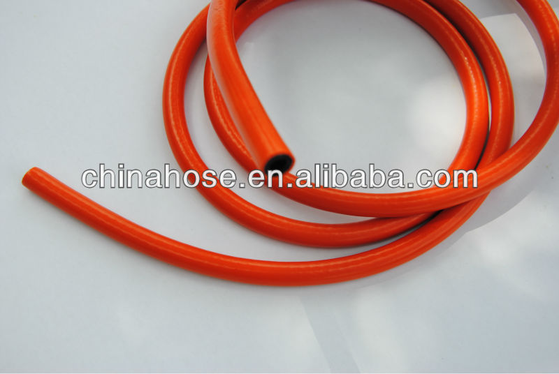 Hot Sales! flexible natural gas rubber/pvc hose with high quality,OEM service
