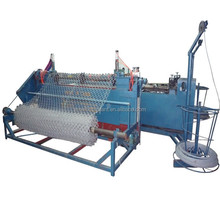 Full automatic chain link diamond wire mesh machine(manufacturer)