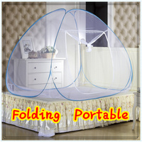100%Polyester Double Folding Stand for Mosquito Net