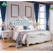 French Style Bed room furniture bedroom set