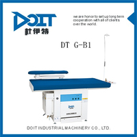 DT G-B1 NEW2016 DOIT Vacuum ironing table with build-in steam generator