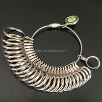 Wholesale Jewelry Tools for Sale Finger Ring Sizer HK Ring Sizer