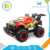 Scale 1:14 4 channels remote control stunt car with light rc off road truck toys