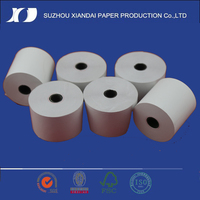 Thermal paper roll for POS ATM Eft