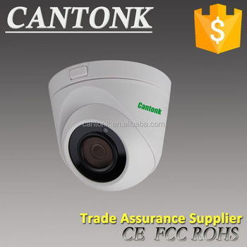 Cantonk new outdoor full hd 1080P p2p onvif networking ip camera dome