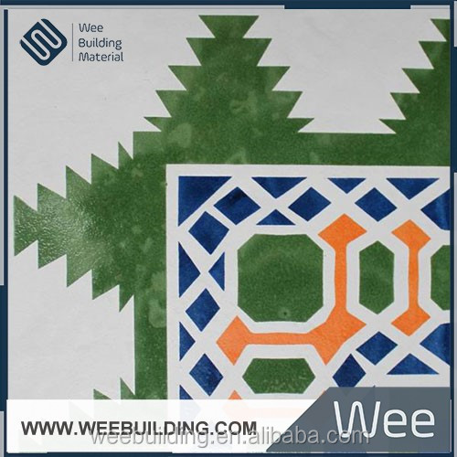 ITEM: 20J-09A Border Tile For House Christmas Decoration 200x200 Handmade Tiles