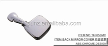 BACK MIRROR COVER CHROMED FOR TOYOTA HIACE 2005-2014 BEST SELLING CAR ACCESSORIES