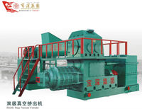 Fully automatic clay bricks making machine / Manufacturing process of clay bricks