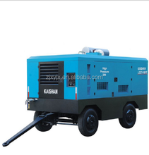 kaishan volvo truck air compressor low pressure electric screw compressor with quality guarantee