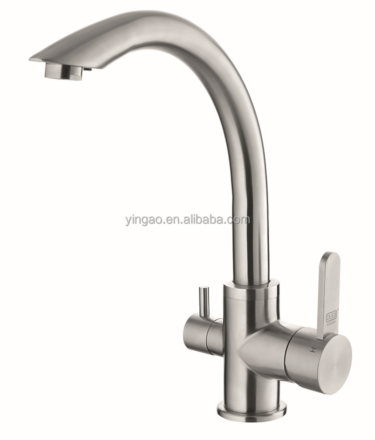 C26S single basin wall mounted contemporary instant heating water faucet