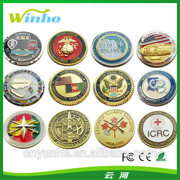 Custom Challenge Coins, Metal Coin, Antique Coin