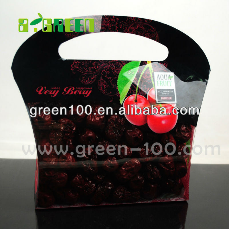 Plastic Gift Packing Box for Cheery