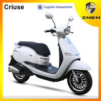 EFI 50CC/125CC gas scooter with EEC certifiate