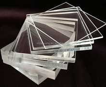 "Acrylic Material ""PMMA sheet"" 5mm thick transparent ""Acrylic sheet"" price"