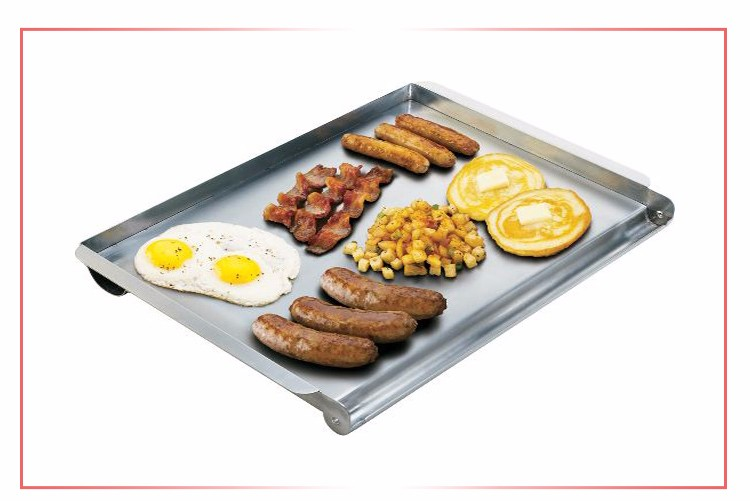 Restaurant Non-Stick Cooking Surface Steak Griddle