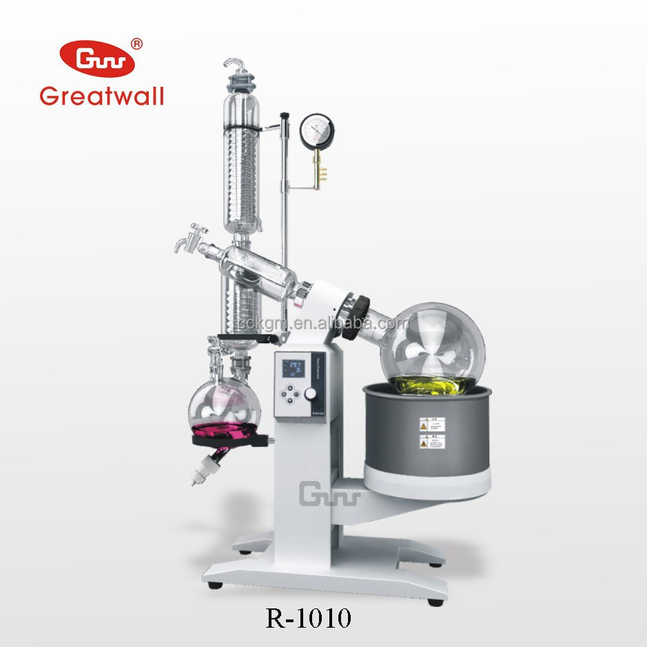 Water Distillation Unit ~ Alcohol ethonal water distillation equipment l rotary