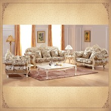 Fancy Sofa in the French Empire Designs Old Antique Louis Seize Barock Style