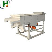Linear Vibrating Screen for silica sand mining separating