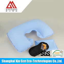 Inflatable pillow pvc inflatable pillow book manufacture