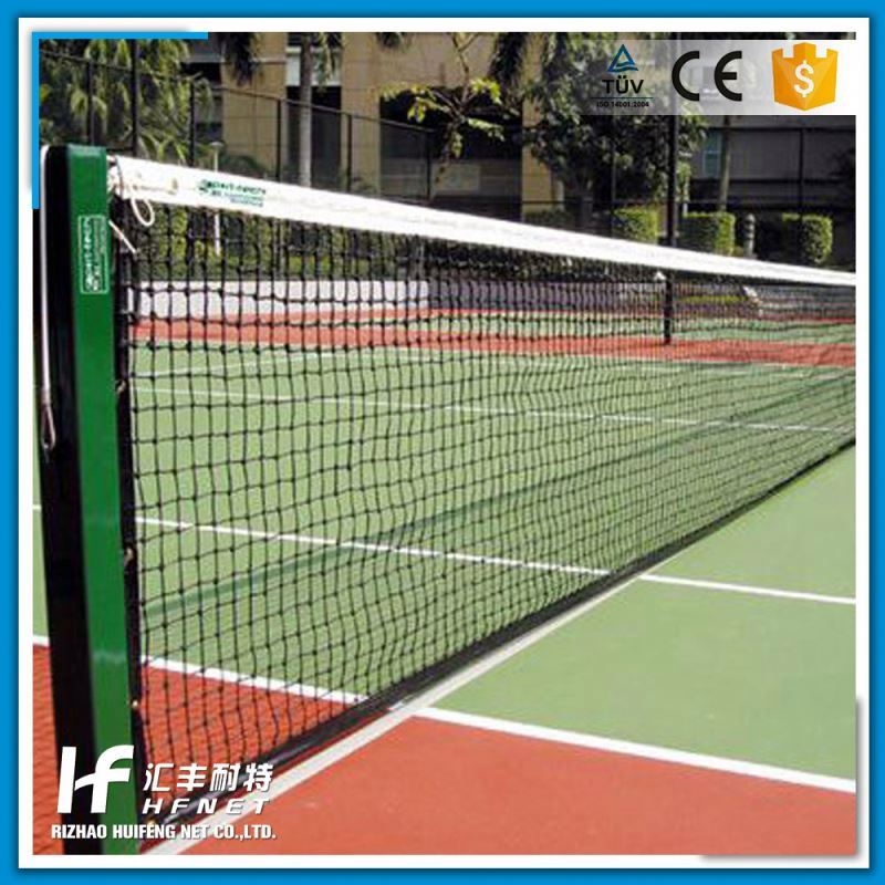 Oem Portable Nylon Polyester Sports Tennis Net