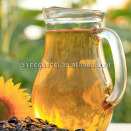 Factory edible sunflower cooking oil