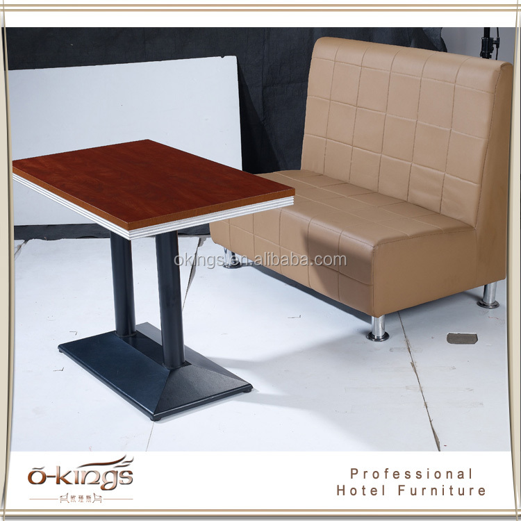 Stable Dining Room Booth Seating Sofa And Table For Sale