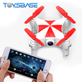 Best Strong Mini Toy Quadcopter Camera Wifi Pocket Selfie Drone