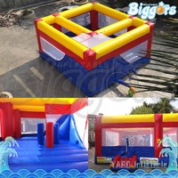 En71 Standard Commercial Inflatable Kids Bounce House Castle For Renting