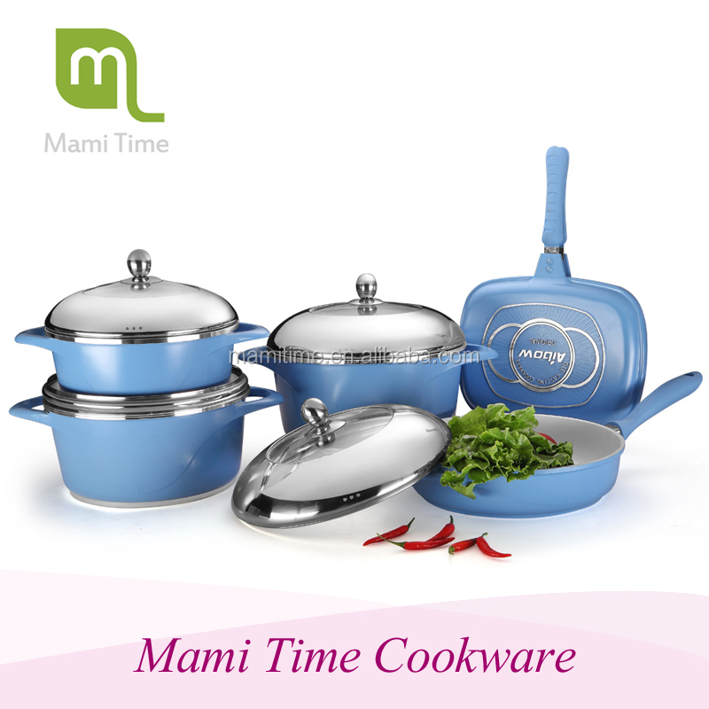 2015 hot sale eternal die-cast cookware china with high quality