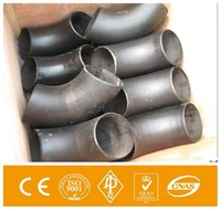 types plumbing materials baked galvanized elbow ,bs thread banded