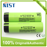 High quality ncr 18650b 3400mah 18650 li-ion battery