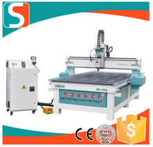 European quality 1325 wood cnc router