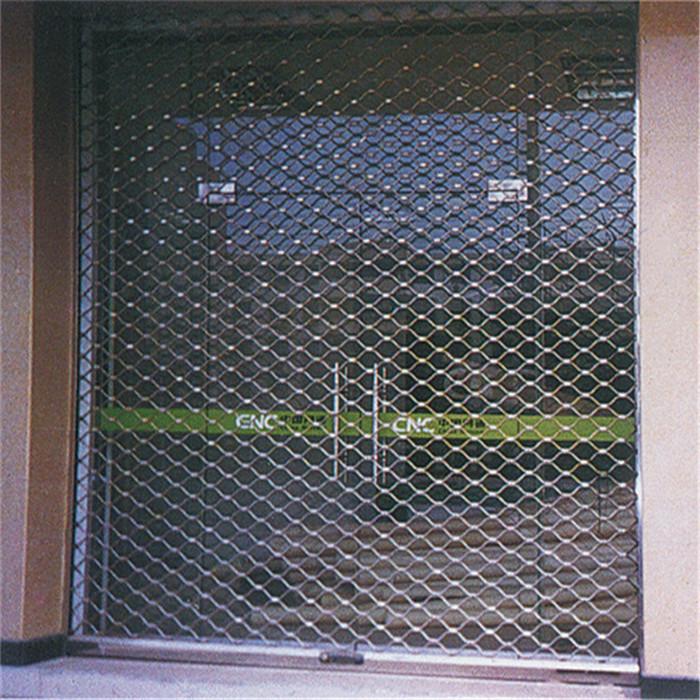 Windows Doors Sale Of Wire Mesh Door With Rolling Security