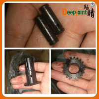 Spare parts processing for packing tool