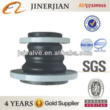 JINERJIAN pvc pipe fittings with rubber joint