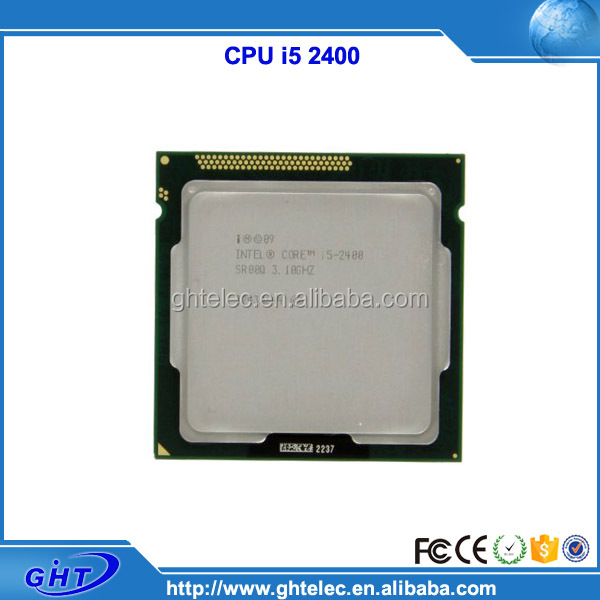 Hot selling i5 2400 lga1155 computer cpu price