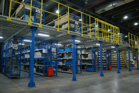 Storage Steel Platform warehouse mezzanine