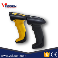 Portable mini handheld wirelesss barcode scanner for pos system