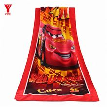 10 years experience custom wholesale stuffed reactive printing round beach towel for wholesales