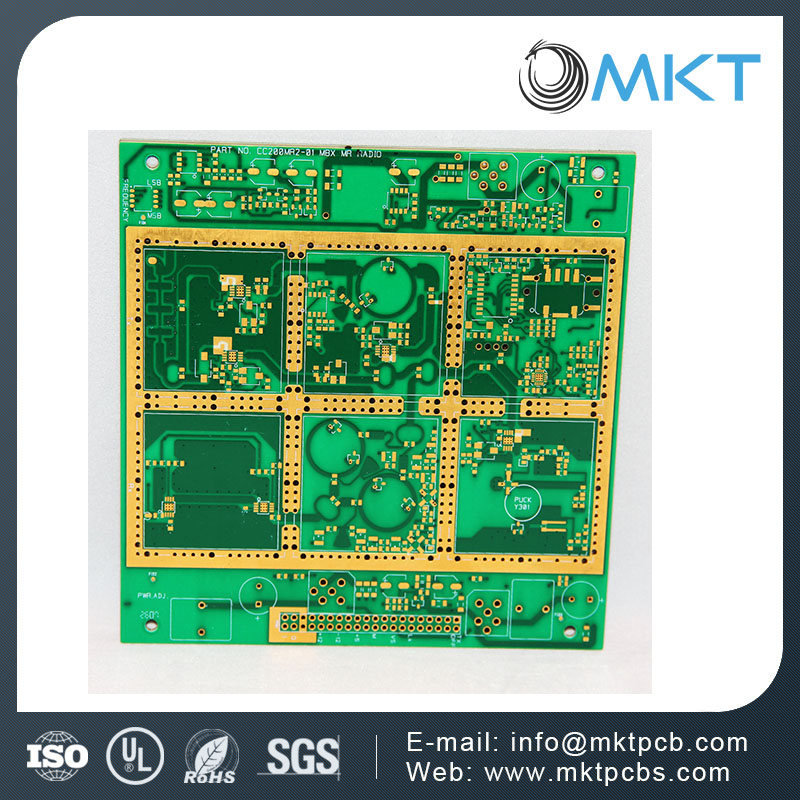 HDI mobile phone motherboard oem pcb,cell phone pcb fabricate
