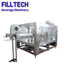 Automatic mineral drinking water filling machine pure water bottling plant