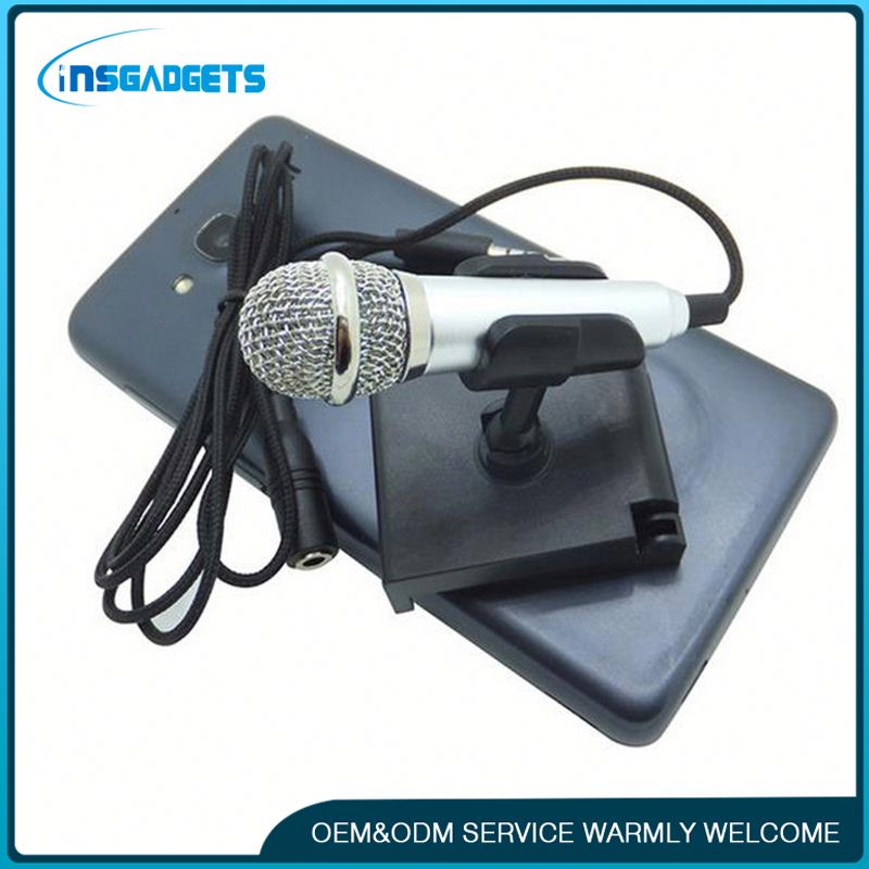 Wired headset condenser microphone h0tMw microphone mic speaker for sale